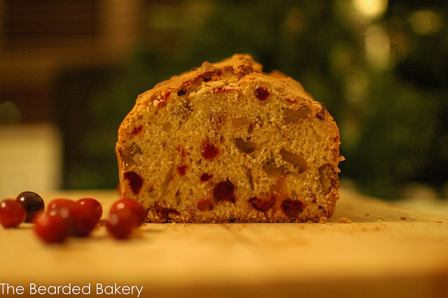 Cranberry & Orange Loaf